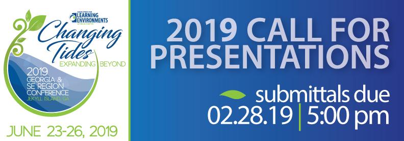 2019-Presentations-Call